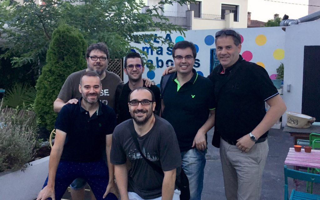 Segunda meetup WordPress Lleida: como instalar WordPress y las configuraciones iniciales